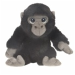 "Wild Republic 7"" Wild Watch Gorilla"