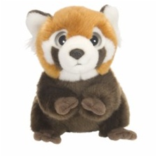 "Wild Republic 7"" Wild Watch Red Panda"