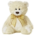 "Aurora 12"" Cream 'N Sugar Bear"