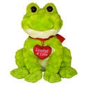 "Aurora 11"" Leaping For Love Frog"