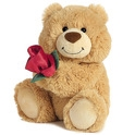 "Aurora 10"" You Make Me Happy Bear"