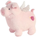 "Aurora 9"" Pigasus Light Pink Pig"
