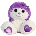 "Aurora 10"" Sweet-Ums Hedgie Purple Hedgehog"