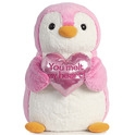 "Aurora 21.5"" Pompom Penguin You Melt My Heart"