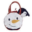 "Aurora 8"" Mr. Snowman Pet Carrier"