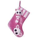 "Aurora 14"" Pammee Stocking & Plush"