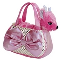 "Aurora 7"" Razzle Dazzle Pet Carrier"