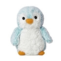 "Aurora  6"" Pompom Penguin Brights - Blue"