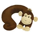 "Aurora 10"" Keep Me Comfy Monkey Neckrest"