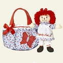 "Aurora 7"" Raggedy Ann Fancy Pal - Butterfly"