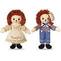 "Aurora 12.5"" Raggedy Ann-Andy Boxed Set - Limited Edition"