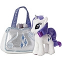 "Aurora 6.5"" Rarity Cutie Mark Purse"