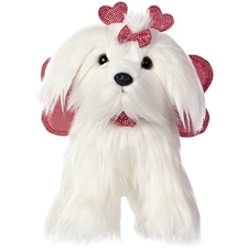 "Aurora 9"" Snuggles Puppillon Dog"