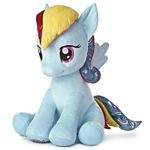 "Aurora 26"" Rainbow Dash Pony"