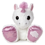 "Aurora 10"" Rainbow Unicorn"