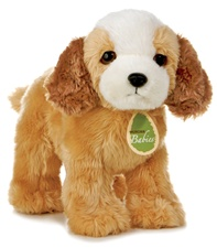 "Aurora 10"" COOKIE SPANIEL DOG"