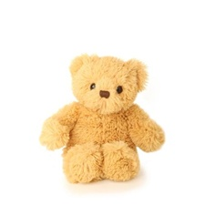 "Beverly Hills 8"" Honey Belvedere Bear"