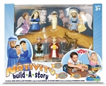 The Nativity Build-a-Story Playset