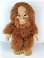 "14"" Plush Bigfoot by Beverly Hills Teddy Bear Company"