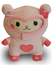 "8"" Ruby Space Hamster Plush"