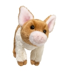 "Douglas 7"" Rust Spotted Pig"