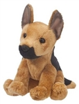 "Douglas 5"" Prince German Shepherd Dog"