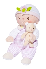 "Douglas 11"" Claire Doll with Teddy"
