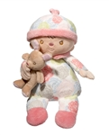 "Douglas 11"" Rosaly Doll with Bunny"