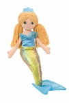 "Douglas 18"" Loreli Aqua Mermaid"