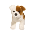 "Douglas 10"" Lovey Bulldog Dog"