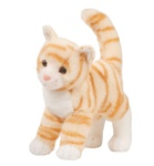 "Douglas 12"" TIFFY STANDING CAT"