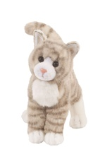 "Douglas 12"" ZIPPER STANDING CAT"