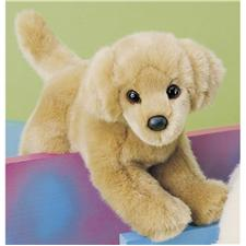 "Douglas 12"" Mini Floppy Sandi Golden Retreiver Dog"