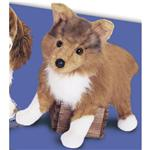 "Douglas 14"" Sheba Collie Dog"