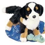 "Douglas 16"" Floppy Trevor Bernese Mountain Dog"