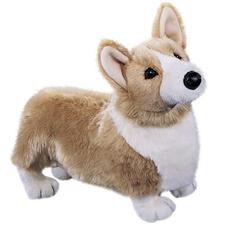 "Douglas 16"" Long Chadwick Corgi Dog"