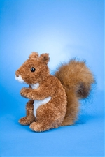 "Douglas 9"" Red Squirrel"