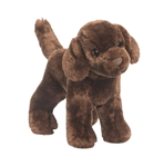 "Douglas 8"" Sylvia Chocolate Lab"