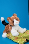 "Douglas 8"" Maps Calico Cat"
