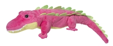 "Douglas 15"" Pink Alligator"