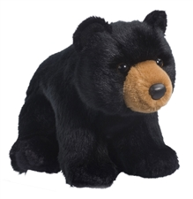 "Douglas 11"" Almond Black Bear"