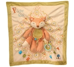Douglas Fox Activity Blanket