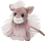 "Douglas 5"" Tippy Toe Mouse"