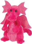 "Douglas 5.5"" Candy Pink Dragon"