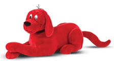 "Douglas 30"" Giant Clifford Dog"