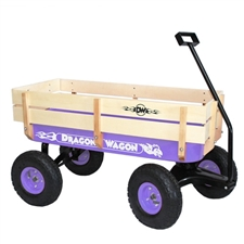 Dragon Wagon-Purple