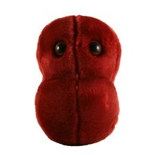 Giant Microbes Sore Throat Microbe