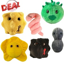 Giant Microbes STD Set of 6