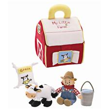 Baby Gund My Little Farm Playset
