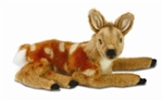 "24"" Hansa Deer Lying Down"